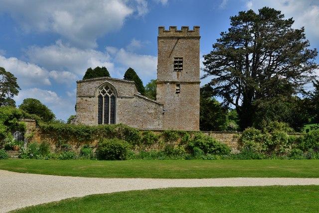 Chastleton: St. Mary's Church