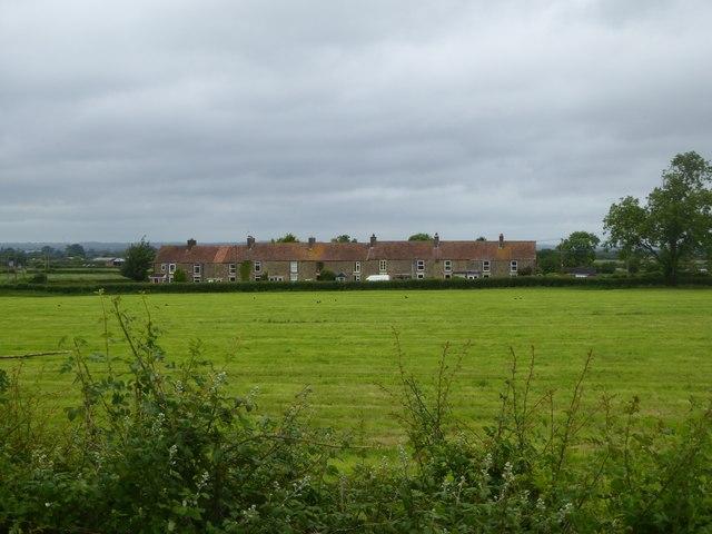 Terrace (New Buildings) near Bollands Hill