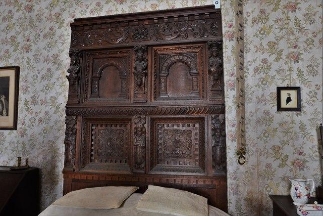 Chastleton House: The Cavalier Room