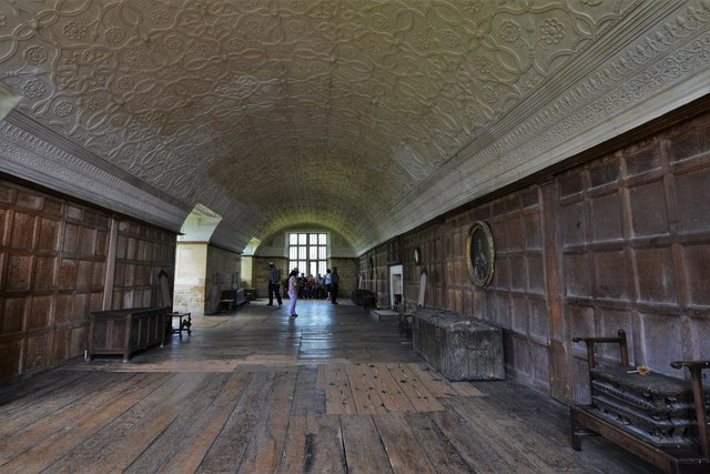 Chastleton House: The Long Gallery