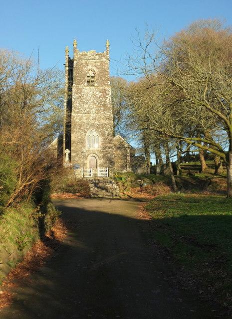 Church of St Michael, Michaelstow