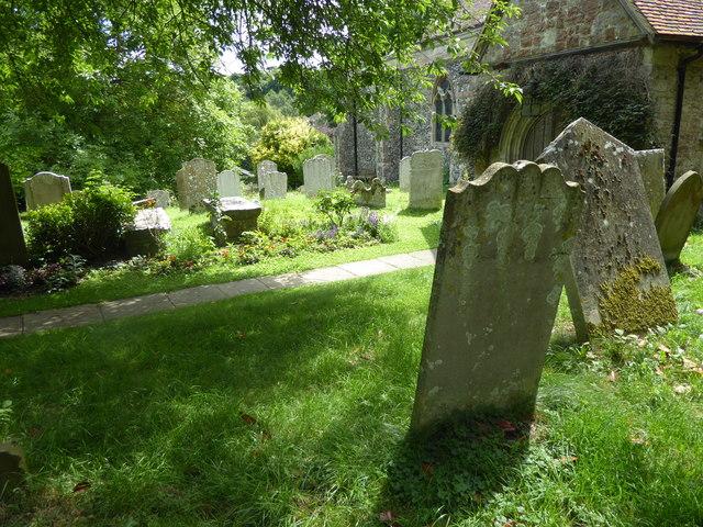 St Peter and St Paul Churchyard, Shorne