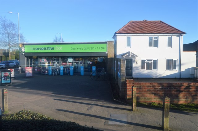 The Co-operative, Milton Rd