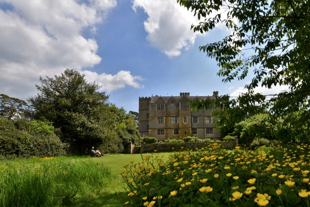 Chastleton House and Garden