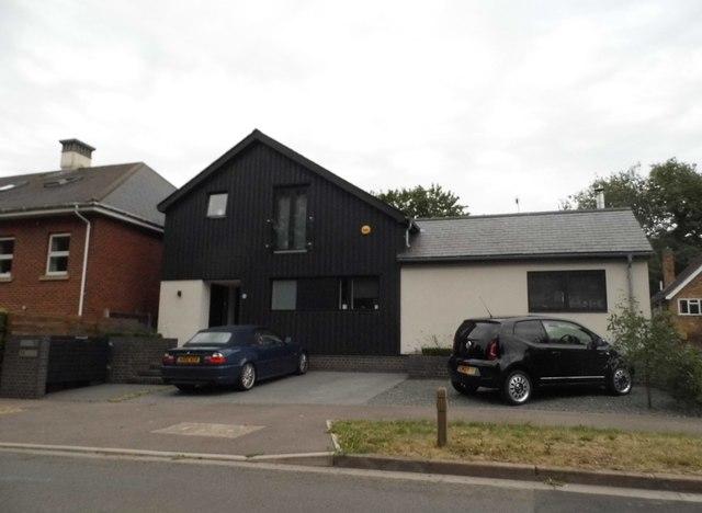 New house on Hemel Hempstead Road