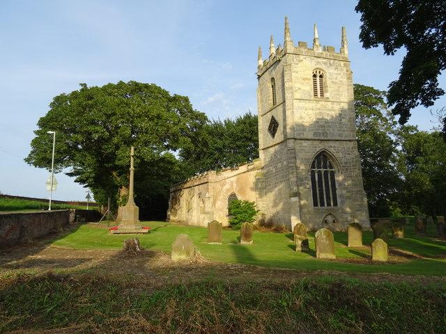 The Parish Church of St Mary Magdalene, Whitgift