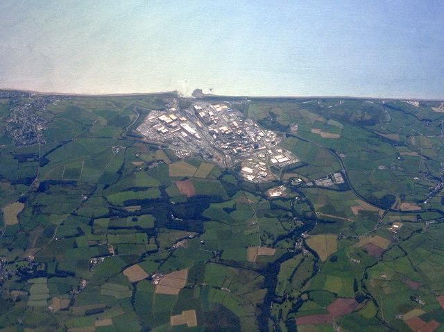 Sellafield/Windscale/Calder Hall