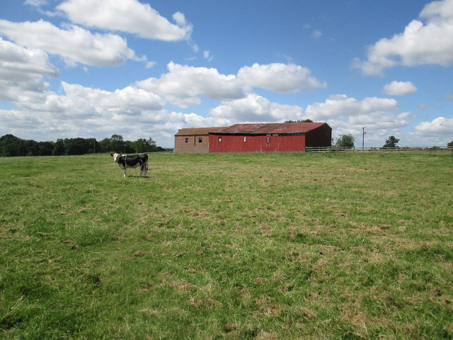Barns  at  Lodge  Farm