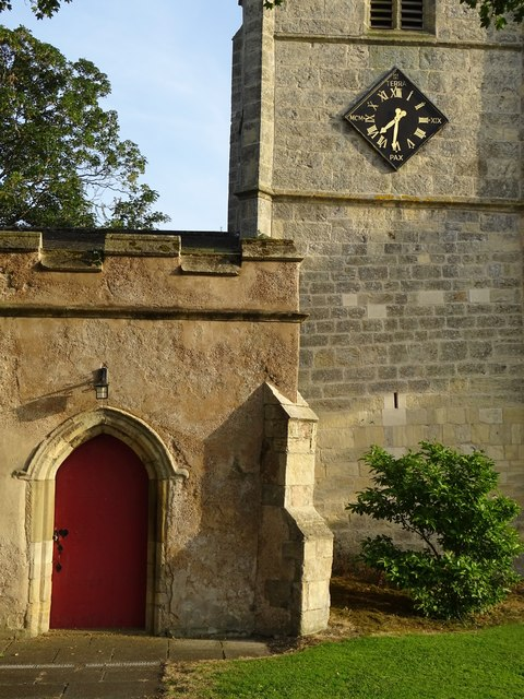 St Mary Magdalene Parish Church Whitgift
