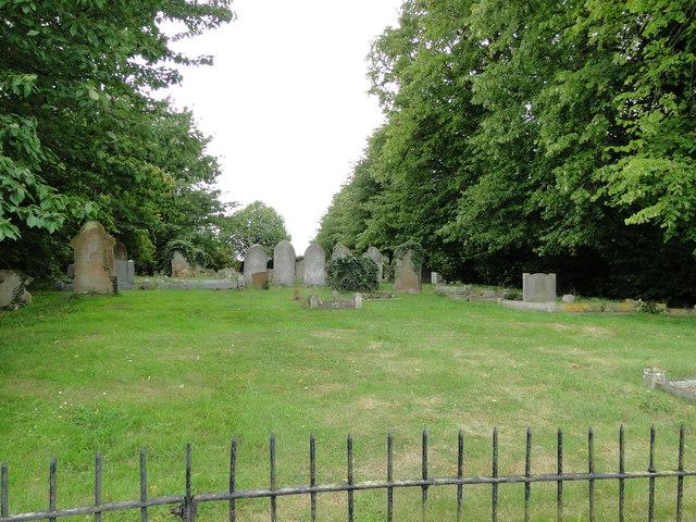 Reach cemetery