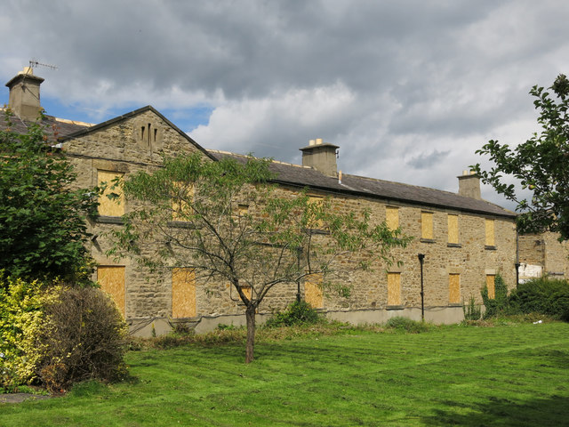 Part of the former Hexham Hospital, Dene Avenue