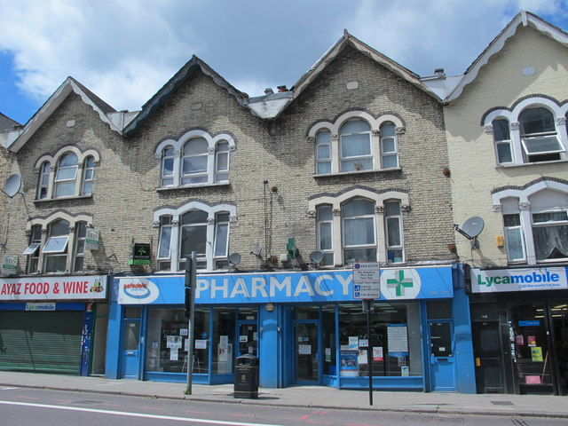 safedale pharmacy, Seven Sisters Road, N15