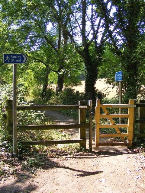 Burley Path
