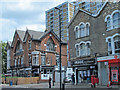 TQ3288 : Seven Sisters Road / Albert Road, N15 (2) by Mike Quinn