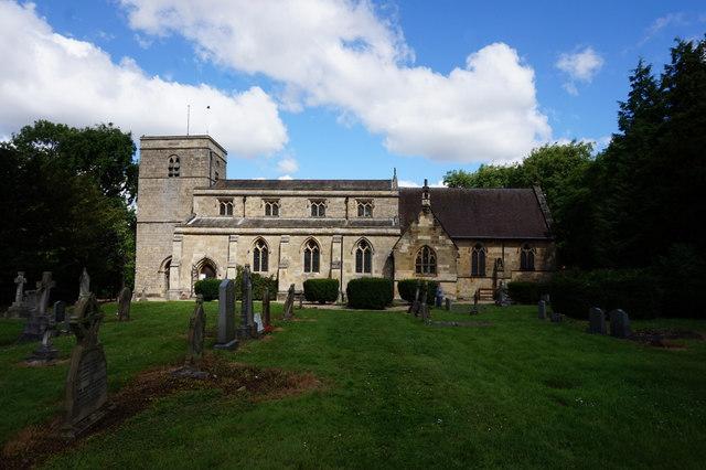 All Saint's Church, Bishop Burton