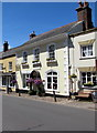 SS9843 : Exmoor House, 12 West Street, Dunster by Jaggery