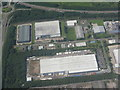 NT0569 : Houston Industrial Estate, Livingston by M J Richardson