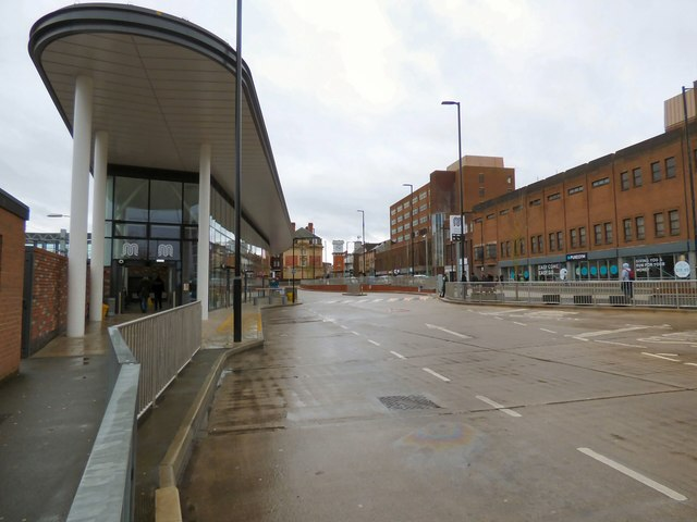 Altrincham Bus Station