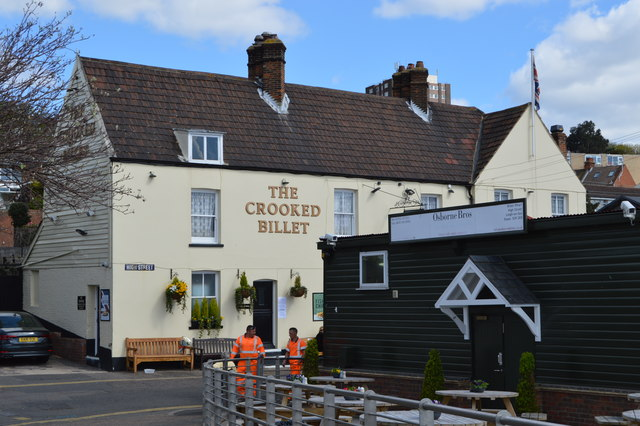 The Crooked Billet