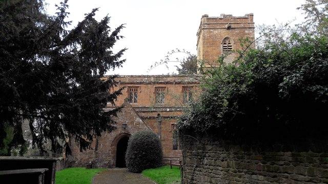 St Michael, Alkerton