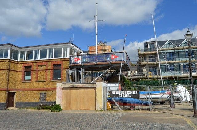 Leigh on Sea Sailing Club