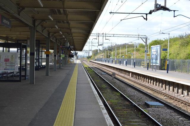 Leigh on Sea Station