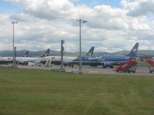 Edinburgh Airport Cargo Terminal
