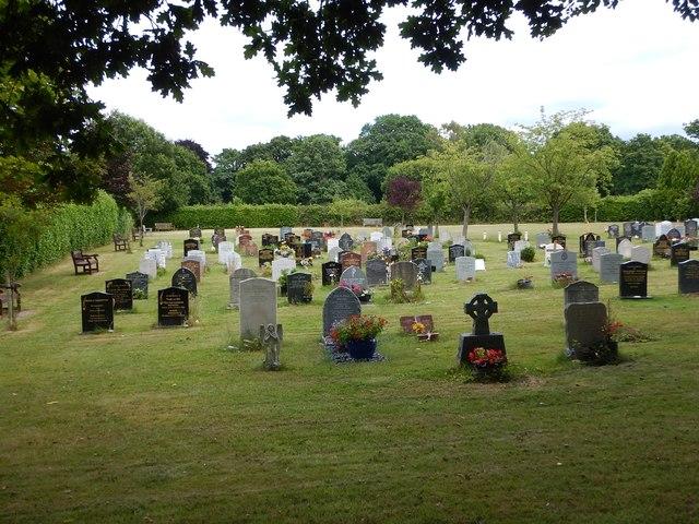 Windlesham Church Grave Yard