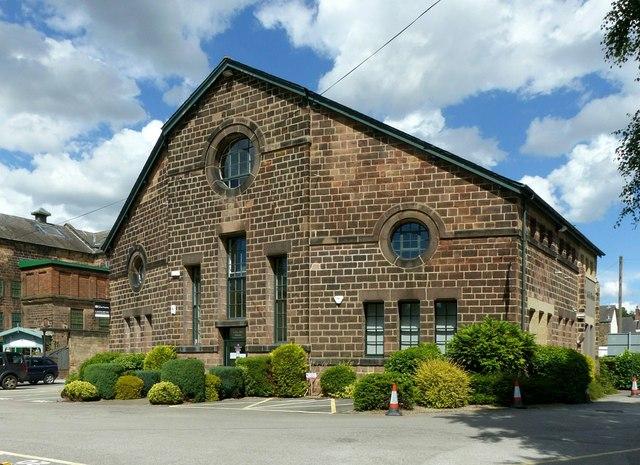 Unity Mill House, Belper