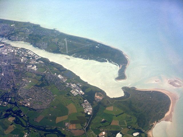 Scarth Bight and Walney Island