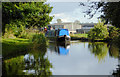 SJ3731 : Llangollen Canal east  Lower Frankton in Shropshire by Roger  Kidd