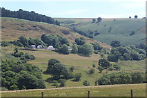 SO1506 : Troedrhiw-gwair, Sirhowy Valley by M J Roscoe