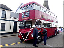H4472 : Allen's Tours bus, Omagh by Kenneth  Allen