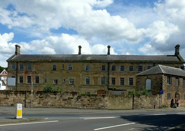 Former hosiery warehouse, Belper