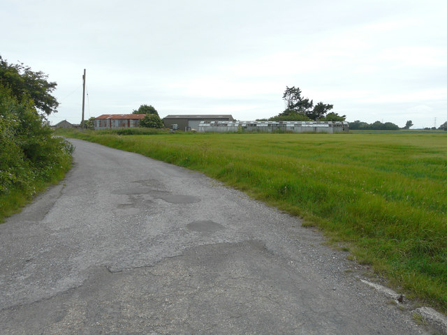 Lay-by, Lydd Road (A259)
