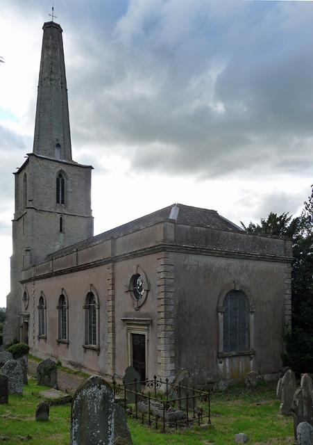 St Mary, Stoke Edith