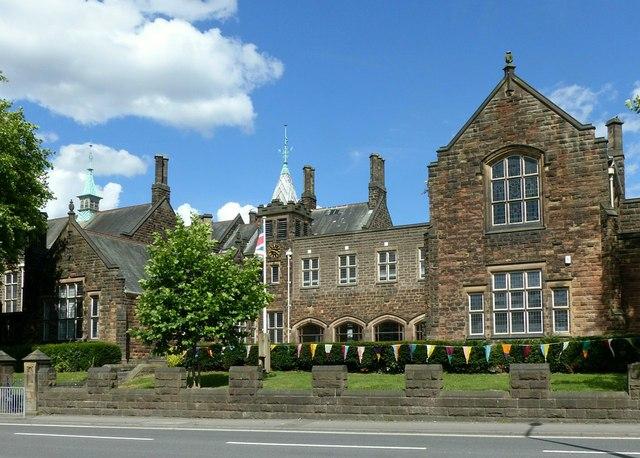 Strutts Community Centre, Derby Road