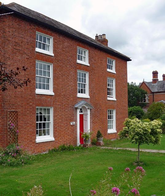 Hagley House, Hagley