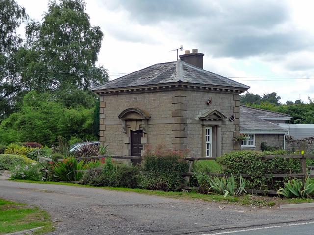Lodge near Bartestree