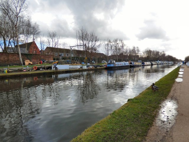 Bridgewater Canal at Sale