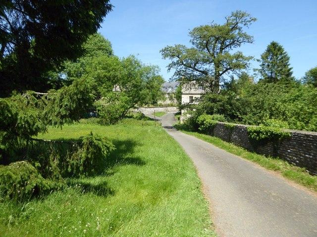 The village of Aldsworth