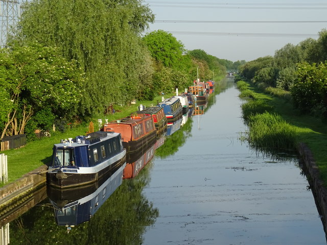Chesterfield Canal West Stockwith