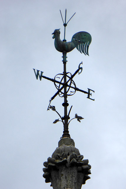 Weather cock, Wraysbury church