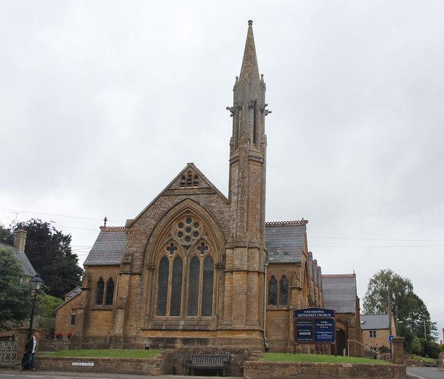 Coke Memorial Methodist Church, South Petherton