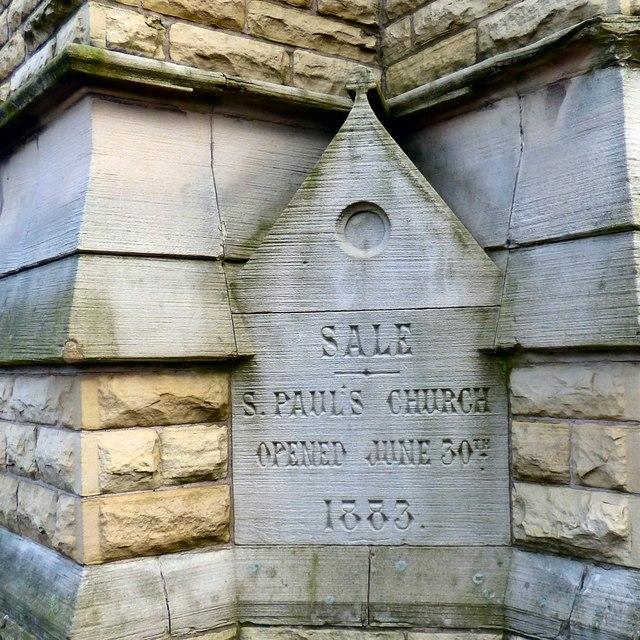 St Paul's 1883
