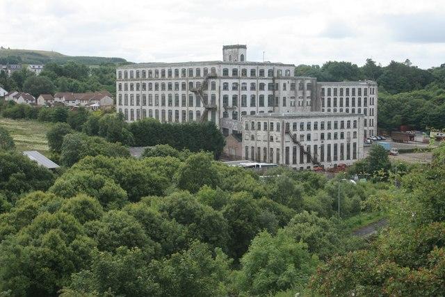 Crofthead Mill, Neilston