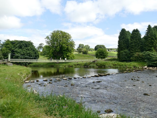 A choice of river crossings