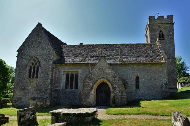 Asthall, St. Nicholas' Church