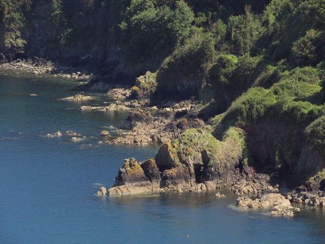Coast near Black Head