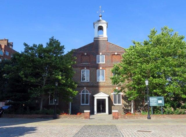 St George's Church in Portsea
